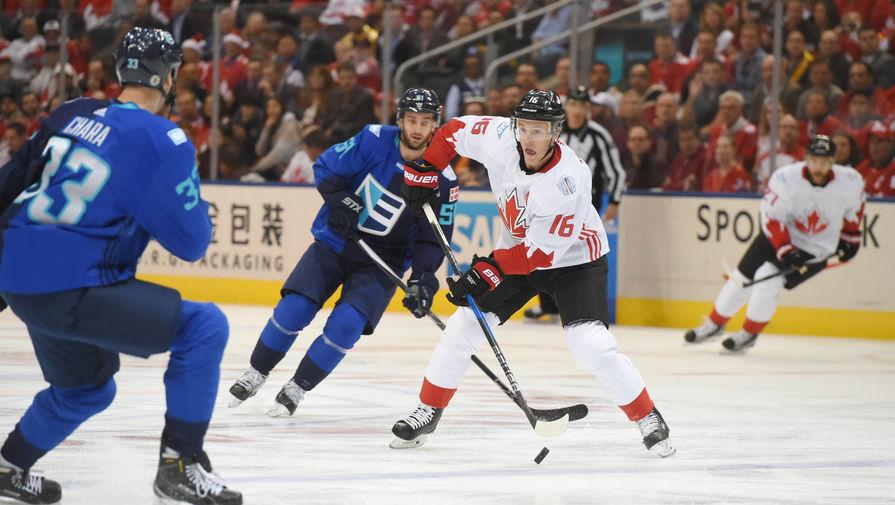 хоккей канада европа результат воспоминания имя святого