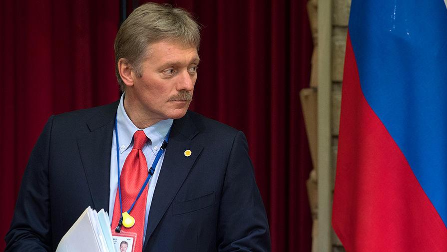 Песков анонсировал выступление Путина на следующей неделе
