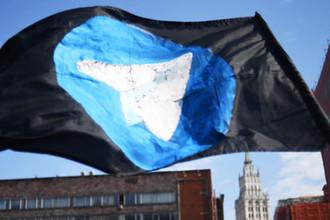 Митинг в поддержку мессенджера Telegram на проспекте Сахарова в Москве