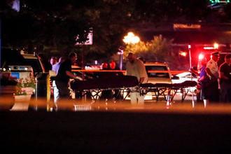 Девять погибших: массовая стрельба в Огайо