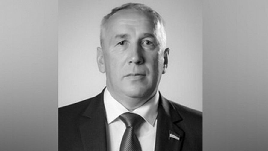 Депутат Народного Хурала Бурятии Александр Лоншаков