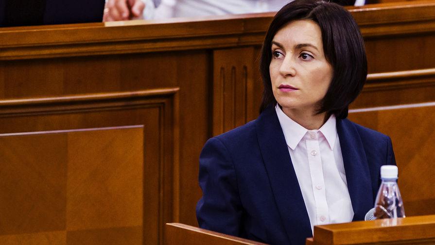 Миротворцы останутся: в МИД РФ осудили позицию Санду по Приднестровью