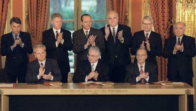 «Оттеснили Россию»: чем завершилась Боснийская война