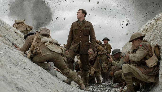 Кадр из фильма «1917» (2019)