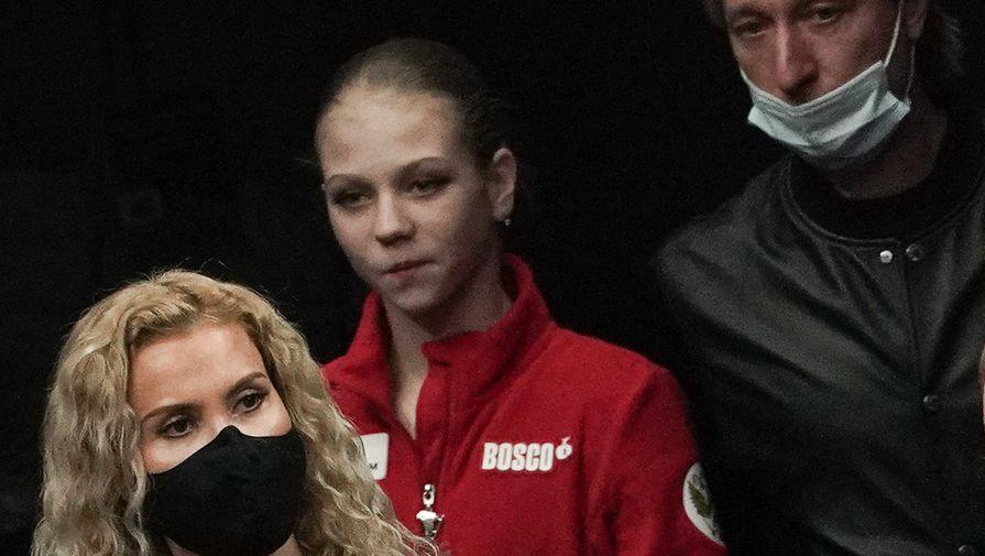 Вице-чемпионка мира прокомментировала уход Трусовой от Плющенко к Тутберидзе