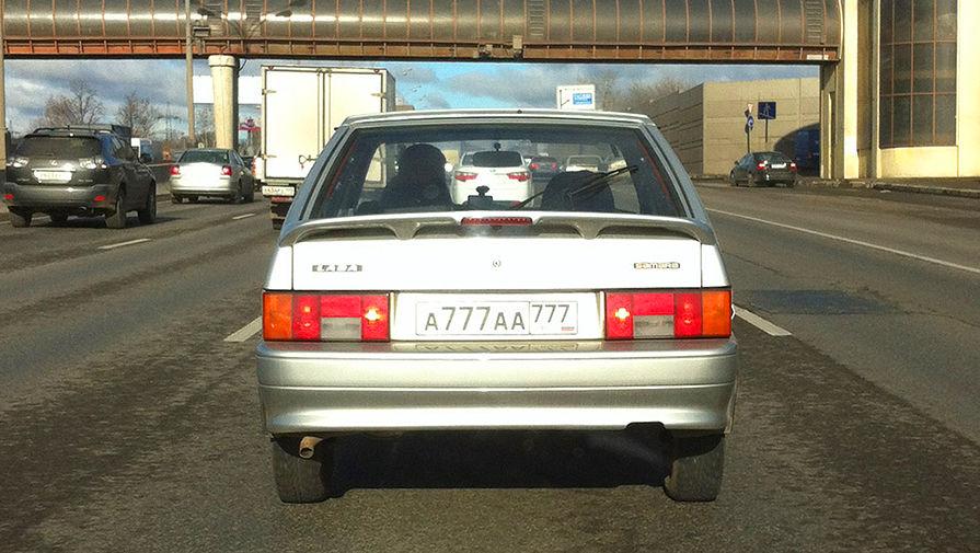 Восстановить номер автомобиля в Москве