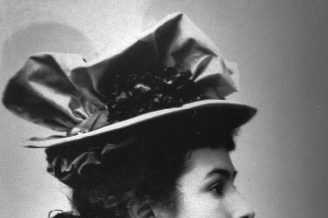 Балерина Матильда Кшесинская, 1900 год
