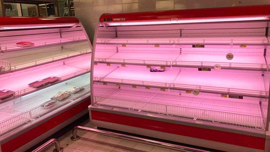 Эксперт предсказал Украине продуктовый дефицит