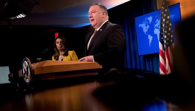 «Северный поток – 2»: США объявили об усилении санкций