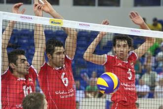 Сборная Ирана не смогла долететь до финала Мировой лиги