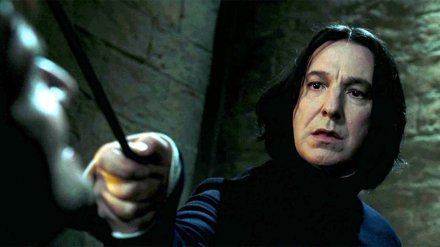 Актер профессор снейп из гарри поттера скайрим моды на персонажей из наруто