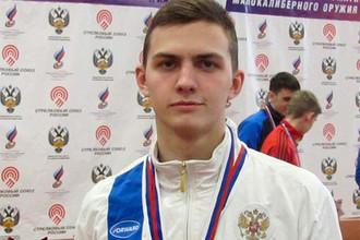 Стрелок Валерий Давыдов