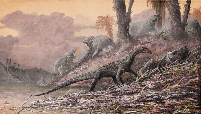 Ученые раскрыли тайну вымирания динозавров
