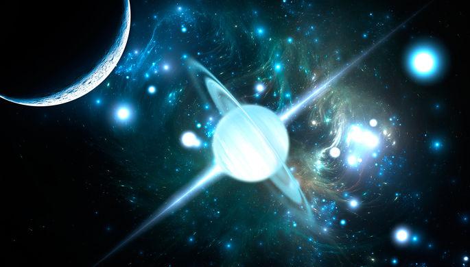 Есть ли жизнь вблизи пульсара