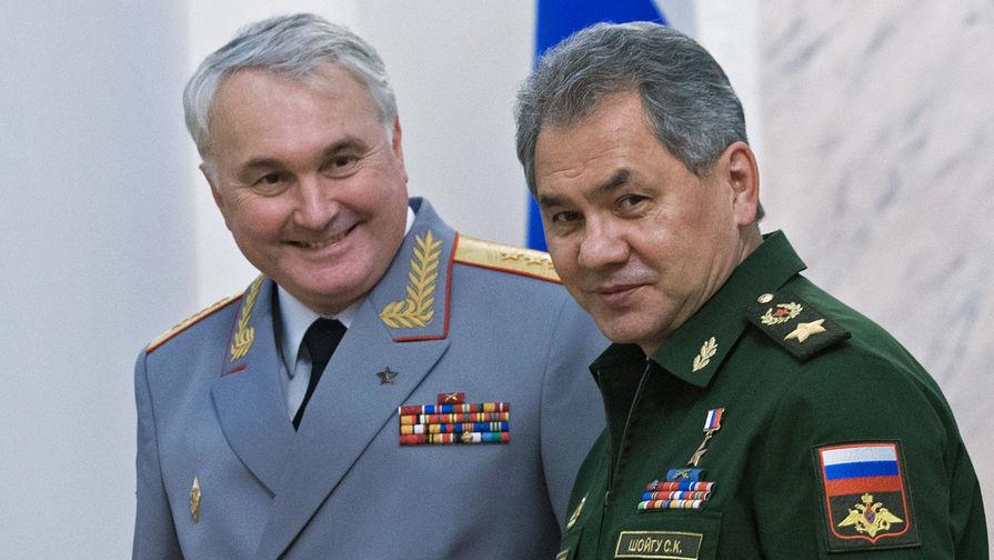 На Украине возбудили дело против замминистра обороны РФ