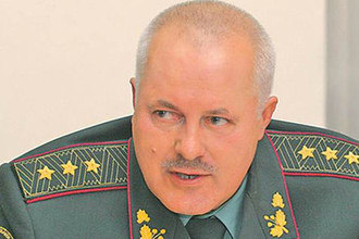 Экс-глава Генштаба Украины Владимир Замана