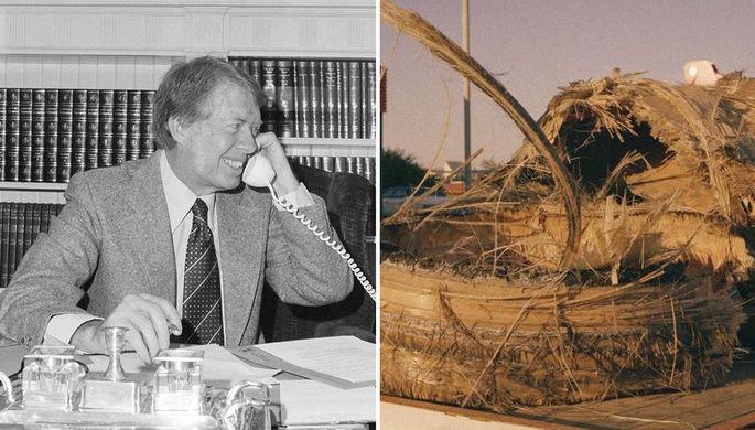«С вами говорит Картер»: как США уронили станцию на Австралию