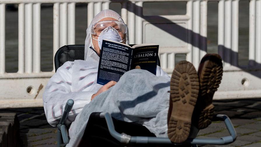 Россияне читают Стивена Кинга и Айн Рэнд на карантине