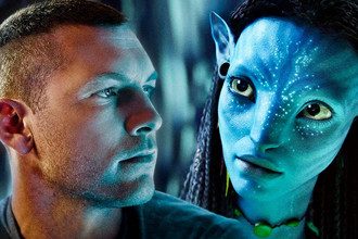 Кадр из фильма «Аватар» (2009)