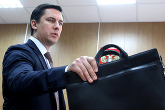 Бывший следователь Павел Карпов