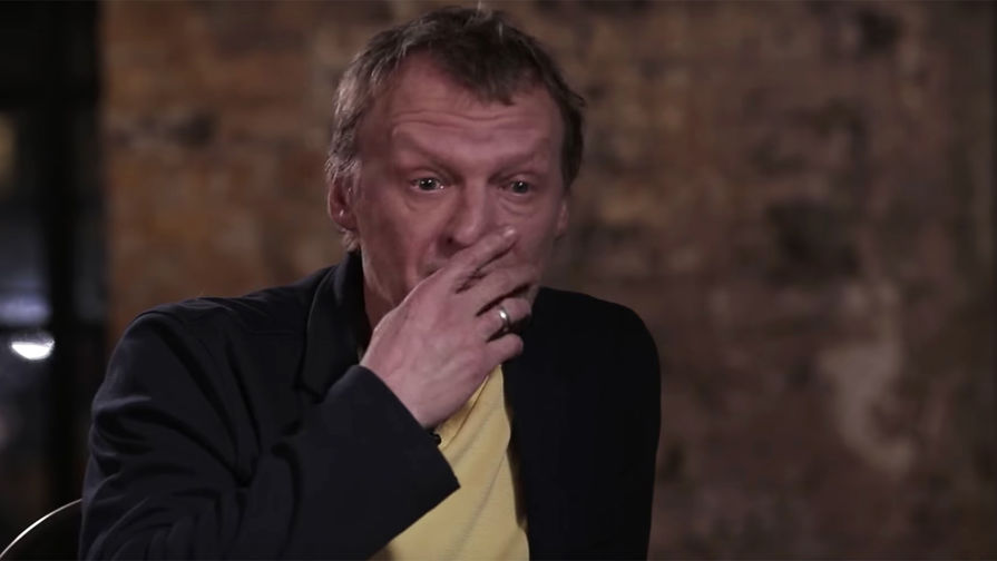 Серебряков: Хочется верить, что мои высказывания никак не повлияют на мои съемки в России, и мне не выпишут черный билет