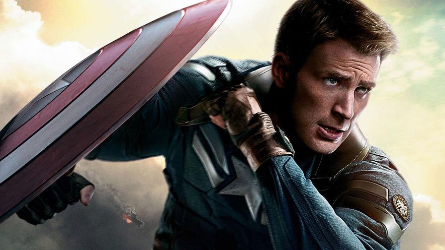 Крис Эванс отреагировал на слухи о возвращении к роли Капитана Америка