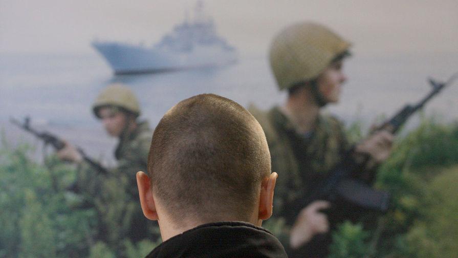 В Генштабе назвали число уклонистов от военной службы