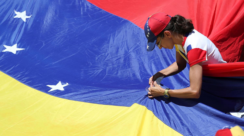ЦБ Венесуэлы отчитался о двукратном сокращении экономики за пять лет