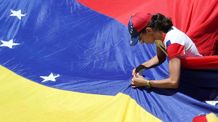 США прекратили авиасообщение с Венесуэлой