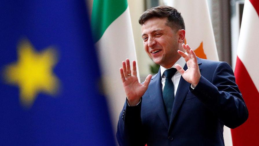 Зеленскому предложили ввести автономию в Донбассе