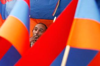 Армения согласилась вступить в Таможенный союз