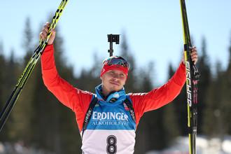 Евгений Устюгов развил медальный успех Антона Шипулина