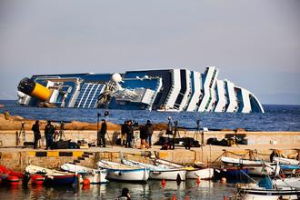 Costa Concordia утопила кокаин