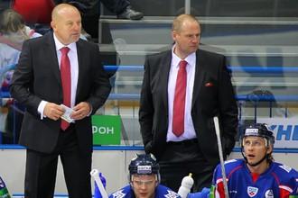 Федор Канарейкин проиграл свой первый матч в качестве тренера «Металлурга»