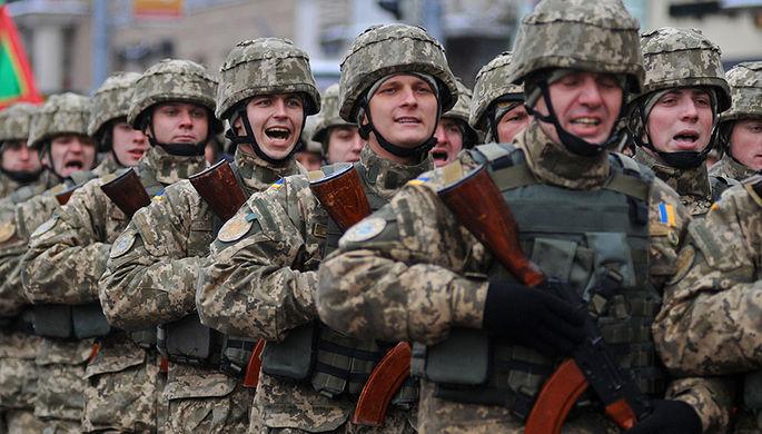 В Киеве заявили о соответствии девяти батальонов ВСУ стандартам НАТО