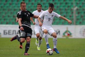 Товарищеский матч сборных Белоруссии и Новой Зеландии