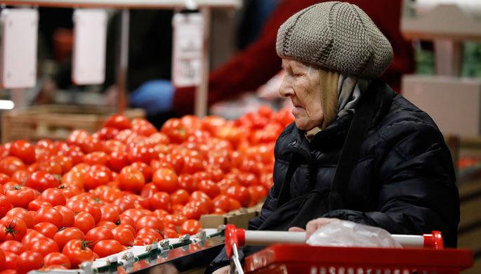 Будем есть хуже, но меньше: как недоедают россияне