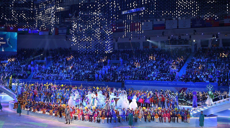 На прошедшую в Красноярске Универсиаду выделят 5 млрд рублей