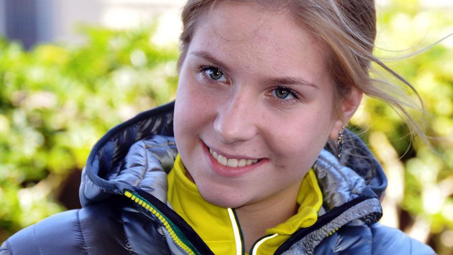 Екатерина Александровская на представлении олимпийской сборной Австралии на Играх 2018 года
