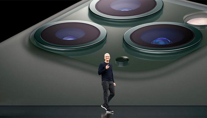 Новая дата: презентация iPhone 12 перенесена