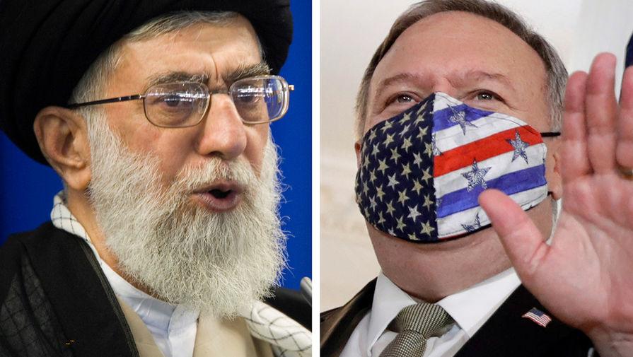 Помпео резко ответил лидеру Ирана на критику выборов в США