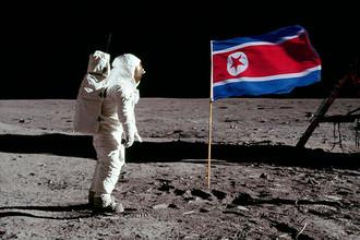 Ким Чен Ын — покоритель Луны