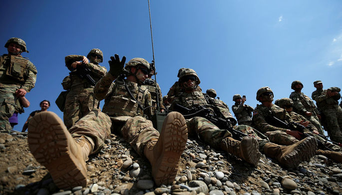 Еще одна горячая точка: куда солдат США отправят из Сирии