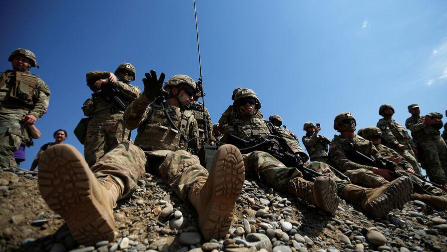 США и Южная Корея начали военные учения, пишут СМИ