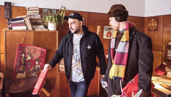 «Мэтр доволен»: Дорн о съемках в фильме Серебренникова
