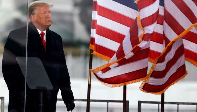 Вашингтон готовится к провокациям: QAnon ждет возвращения Трампа 4 марта