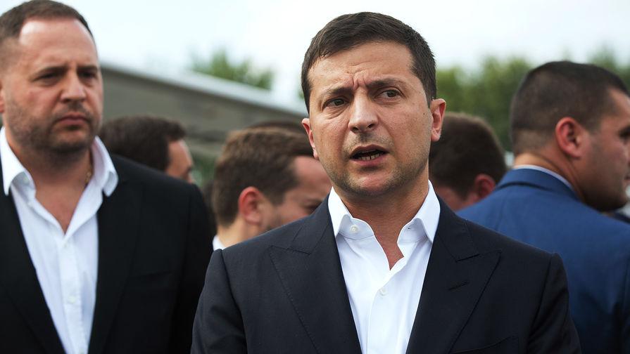Зеленский трижды оговорился при обсуждении «Укроборонпрома»
