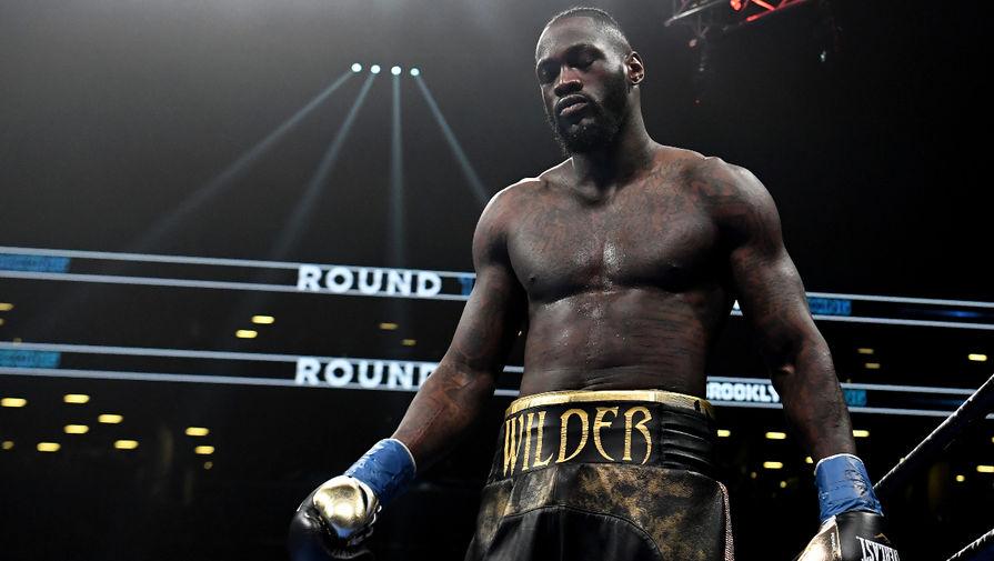 Уайлдер нокаутировал Ортиса и в десятый раз защитил пояс WBC