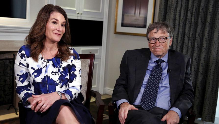 Стало известно, сколько получила жена Гейтса при разводе
