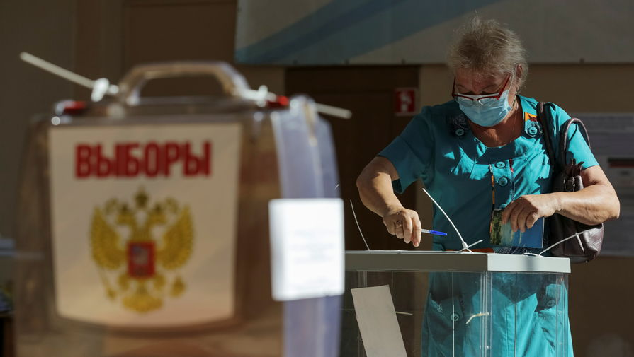 Явка на выборах в Госдуму превысила 35%